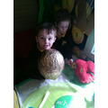 Exploring giant's house from Jack in the beanstalk