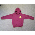 Hooded Sweatshirt Child: £10.50  Adult: £14.00