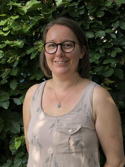 Mrs Heasman - Teaching Assistant