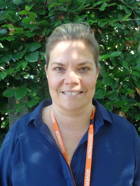 Mrs Westaway - Named Safeguarding Governor