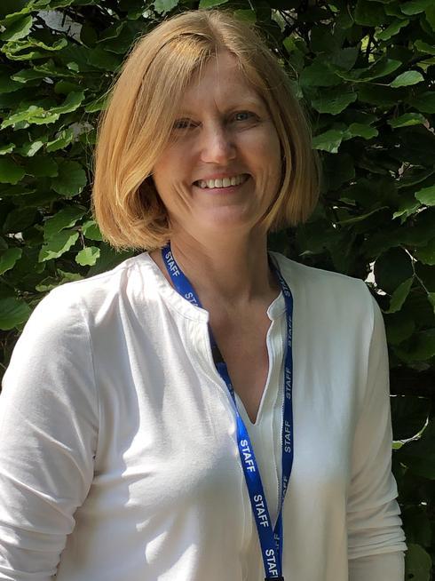 Mrs Hetherington - School Business Manager