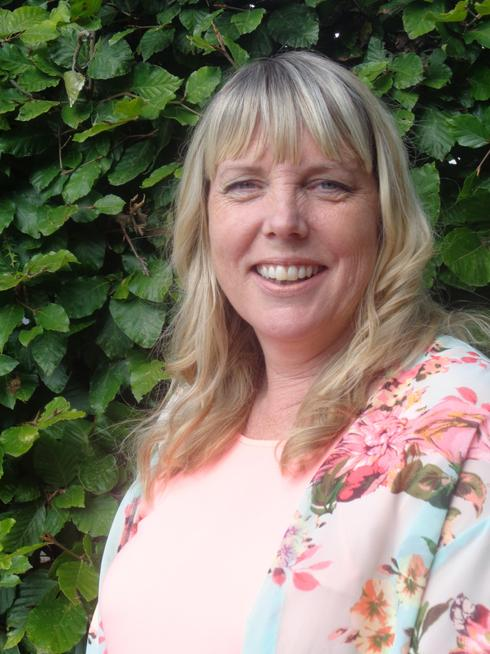 Mrs Harris - Learning Support Assistant