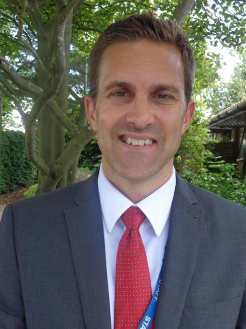 Mr Challis - Y5 Teacher/ Pastoral Lead/ Maths Lead