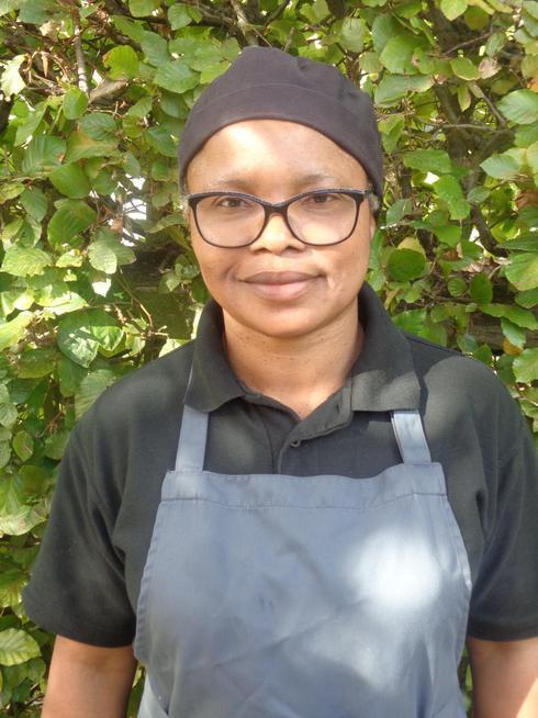 Mrs Stevens - Kitchen Assistant