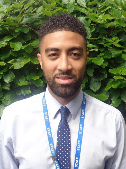 Mr Hogg - Y6 Teacher/ English Lead