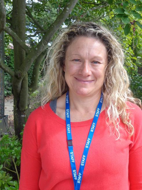 Mrs Holbrook - MDSA/ Play Leader