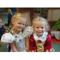 Princess Brooklyn-Leigh & Princess Sophie!