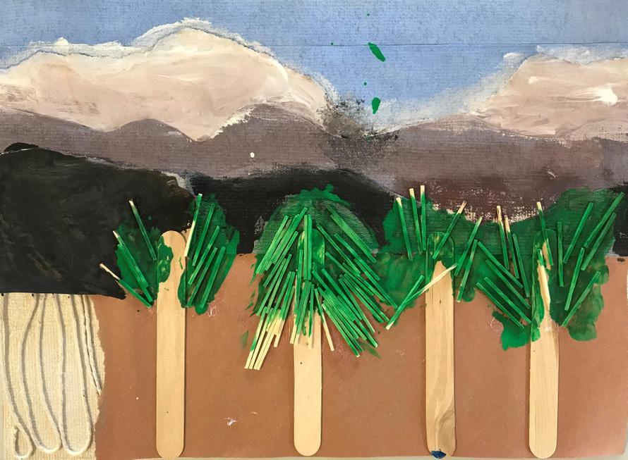 'Mountains' by Joe