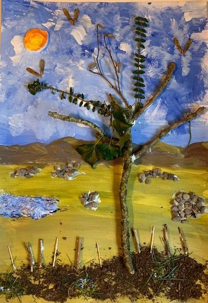 'Nature Tree' by Max
