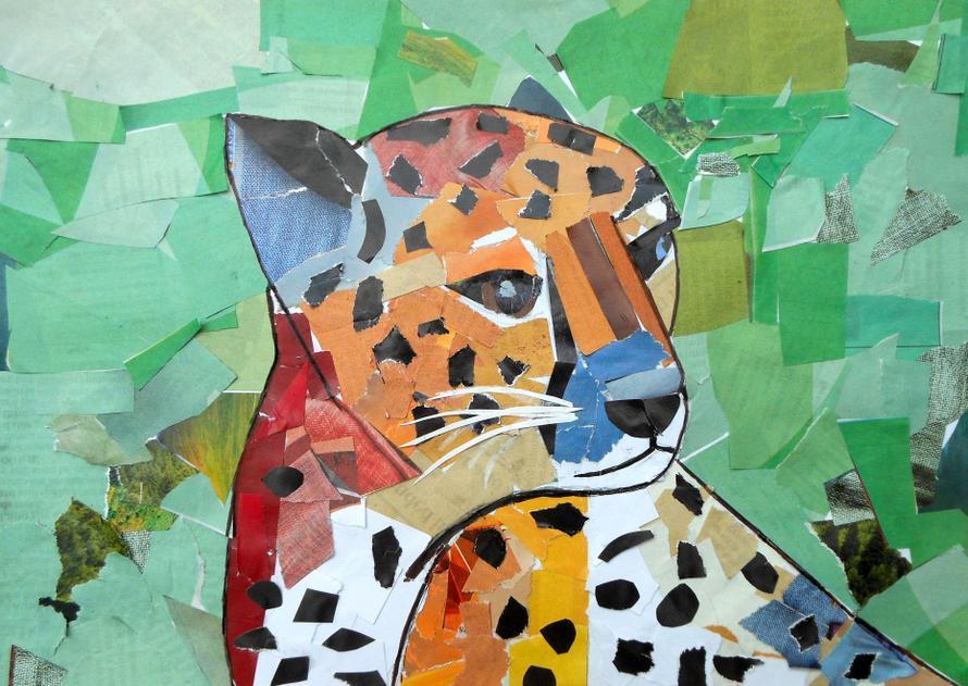 'Cheetah' by Joy