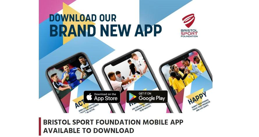 BFS aim to get families physically active using a brand-new, state-of-the-art mobile app.