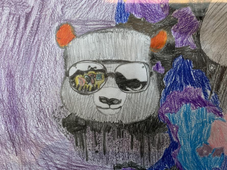 'Panda' by Seb