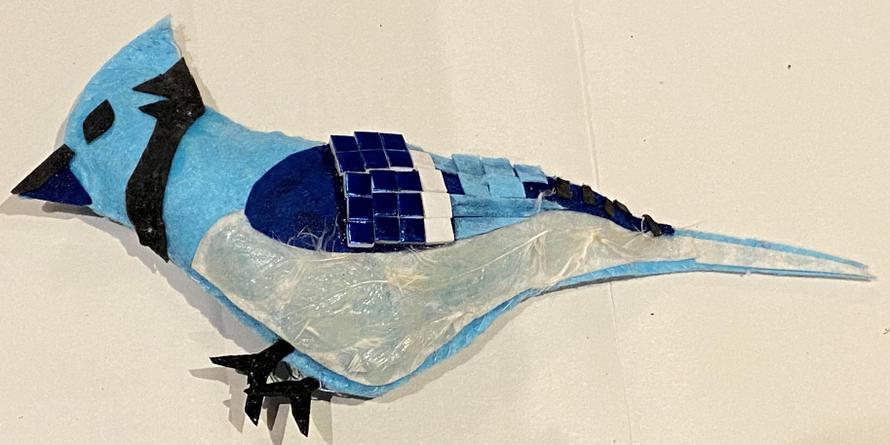 'Jay Bird' by Alfie