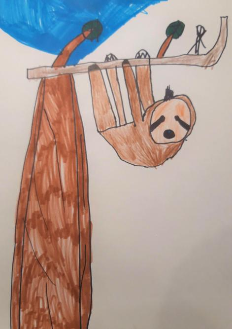 'Sloth' by Jack