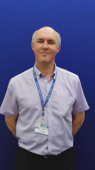 Mr Jessop  -  Deputy Headteacher/Y6 Teacher