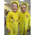 Children In Need cake sale