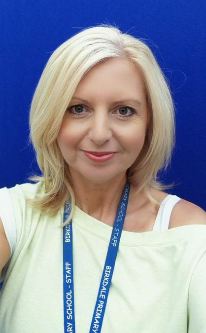 Mrs Grice - SENDCO/Intervention Lead