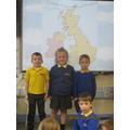 Weather forecasts with 1A