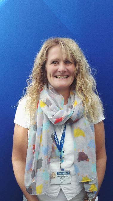 Mrs Ellis - Reception Teacher