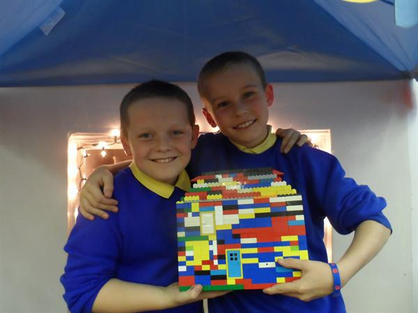 Lego Luxury Mansion