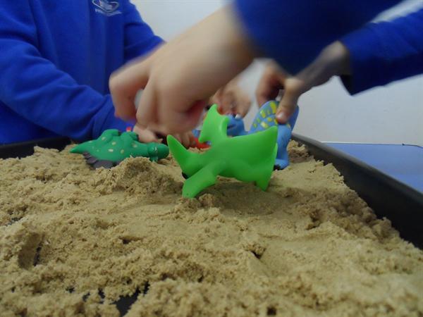War on Dinosaur Island