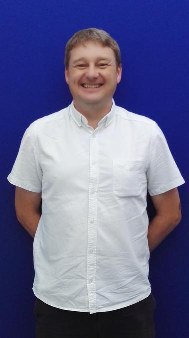 Mr Jason McCormack - Parent Governor