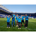 Play on the pitch event at LCFC.