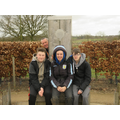 Outdoor Education Group at Bosworth Battlefield