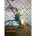 Elf at tennis