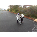 BMX at Ellesmere College