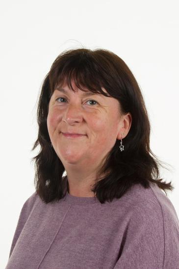 Mrs A Moore - School Caretaker