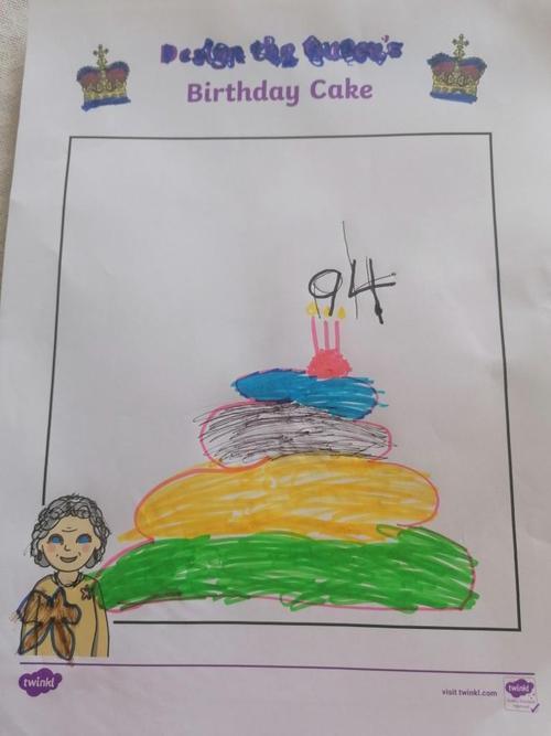 Alba has celebrated the Queen's birthday!