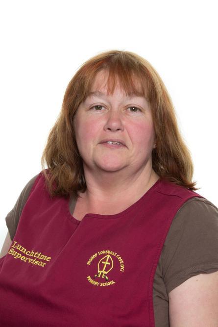 Mrs. K. Bourne  Lunchtime Supervisor