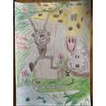 Alfie (Y4) book cover - see video below