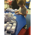 Advent Chain making
