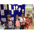 Year 1 winners of competition