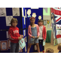 Year 3 winners of competition