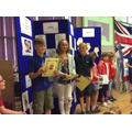 Year 6 winners of competition