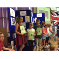 Year 5 winners of competition