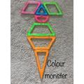 Harishs Colour monster