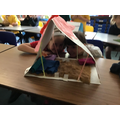 Fantastic problem solving when the roof caved in.
