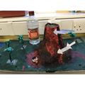 Harrisons' Exploding Volcano 🌋