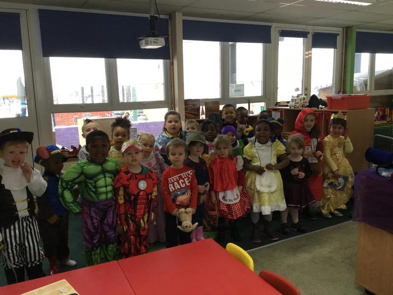 Our Nursery Children