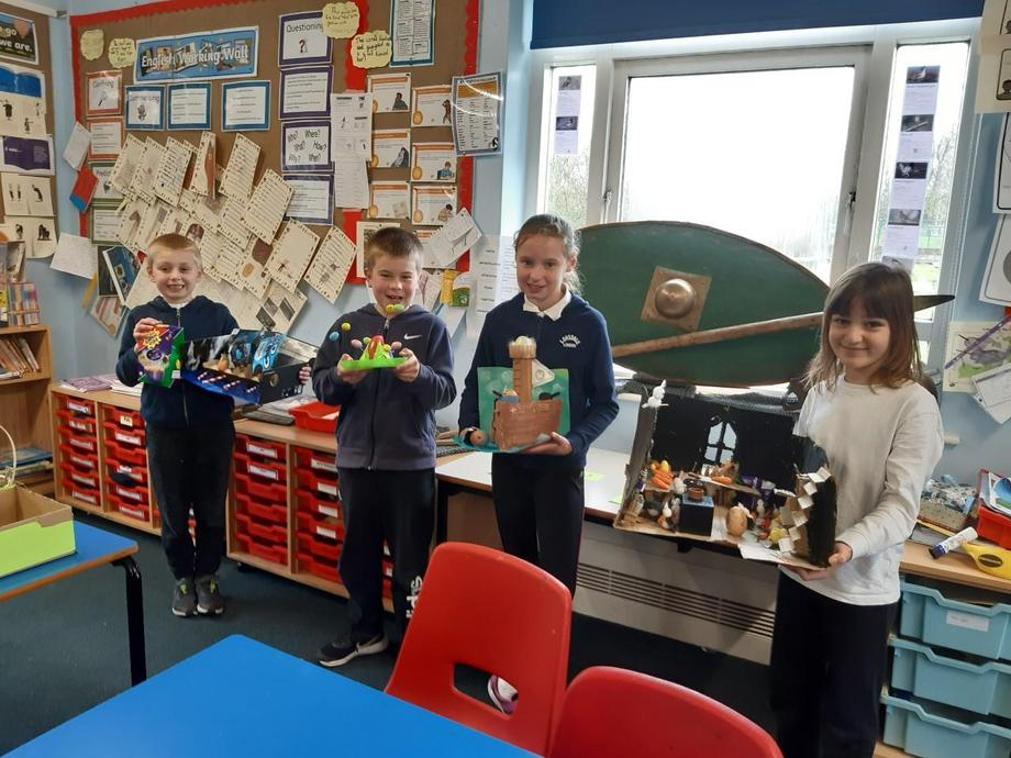 Easter competition winners!