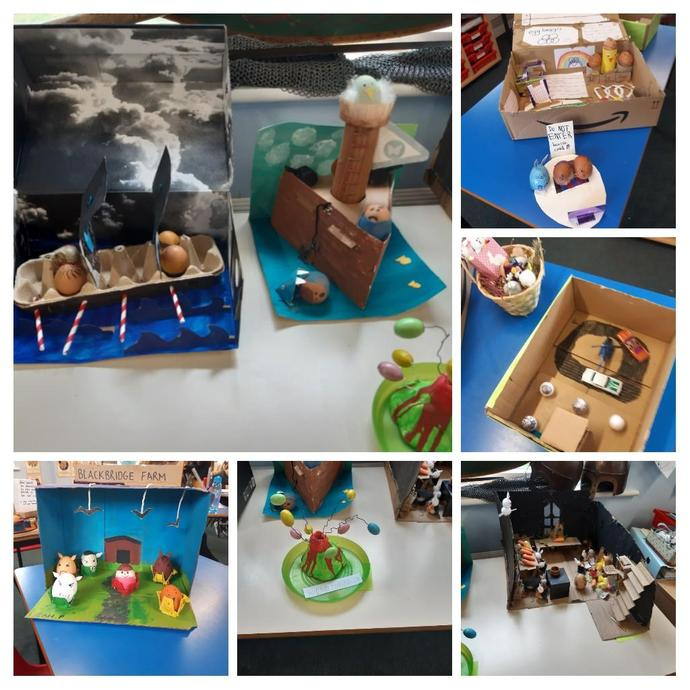 Easter competition entries
