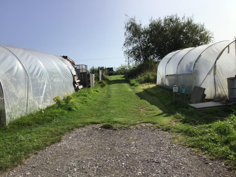Access to the Allotment Plots
