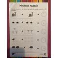 Minibeast addition