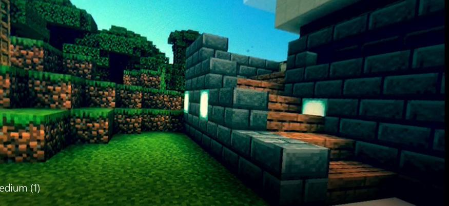The entrance to Dylan's dream house!