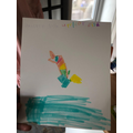 Ruby's unicorn fish!