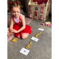 Matching number and quantity